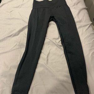 Black gymshark leggings!